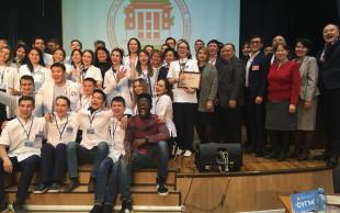 Международная студенческая олимпиада по микробиологии, посвященная 100-летию Республики Башкортостан